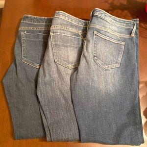 Set of 3 Skinny Jeans